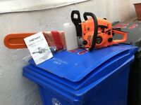 petrol chainsaw for sale