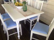 Vintage silky oak upcycled table Boonah Ipswich South Preview