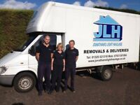 House Removals, Deliveries and Storage