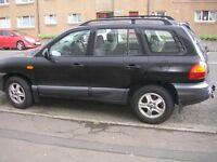 Hyundai santa fe , 2.0 diesel 2003,