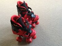Roller Skates boys Size 10-13, Excellent condition(Great cheap Xmas gift)