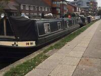 Narrowboat 57 Foot Bradgate Oak