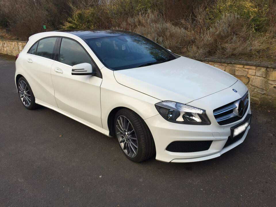 mercedes a class cdi 180 sport amg 5dr panoramic sunroof media pack open to offers in. Black Bedroom Furniture Sets. Home Design Ideas