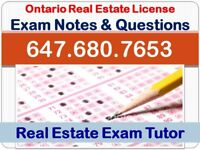 REAL ESTATE TUTOR OREA EXAMS - NOTES M/C QUESTIONS