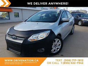 2012 Ford Focus SE BLUETOOTH! PREMIUM CLOTH INTERIOR!