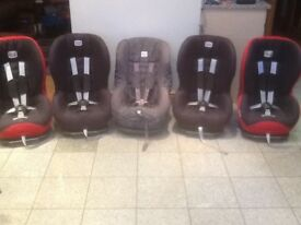 Ideal For Small Cars And Coupes Britax Prince Slim Car Seat 9mths To 4yrs