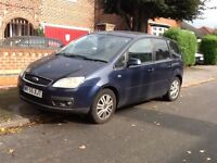 Ford Focus c-max Ghia none runner