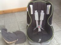 Britax First Class Plus group 0+1 car seat for newborn upto 18kg(upto 4yrs)rear and forward facing