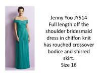 Occasion/Bridesmaids Dress- Jenny Yoo Style jy514