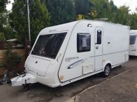 2010 Compass Corona Club 474 4 Berth caravan FIXED BED MOTOR MOVER Bargain ! January Sale