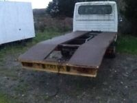 15ft recovery body ford transit/ iveco/ ldv/ fiat