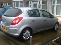 VAUXHALL CORSA AUTOMATIC +5 DOOR +2008 MODEL +LOG MOT +FULLY HPI CLEAR REPORT ....