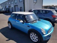 Electric Blue 2005 Mini Very good condition Full Service History