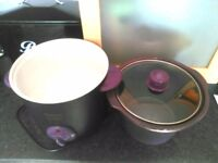 REDUCED- like new elwctric slow curry/rice/veg etc cooker