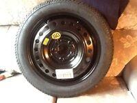 Vauxhall Insignia Space Saver Wheel