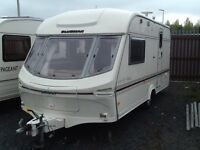 1995 luner clubman 475/2 berth end changing room