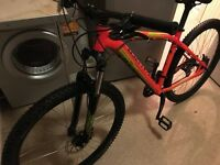 Specialized pulse 2016 mountain bike