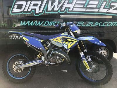 2013 Husaberg TE125 *BARGAIN* Dirt Wheelz UK 01443 835 203 TE 125 KTM EXC EXC125