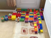 Mega Blocks Building Set