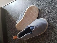 Infant boys pumps size 3
