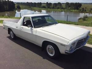 1974 HQ Holden Belmont Ute Maitland Maitland Area Preview