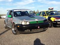 2001 VW Golf GTI race car
