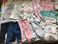 Lovely-bundle-girls-NEXT-ZARA-Tui-0-3-3-6months-in-very-good-condition-13-items