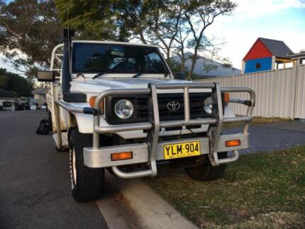 1996 Toyota Landcruiser Manual 4x4