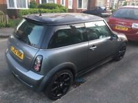 supercharged mini cooper s 6 speed cheap may swap cheap car