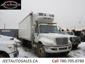2010 International Durastar Reefer Truck