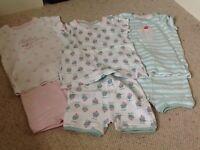 Girls Summer Pyjamas