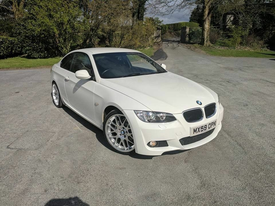 2009 bmw 320d m sport coupe finance available in belfast city centre belfast gumtree. Black Bedroom Furniture Sets. Home Design Ideas