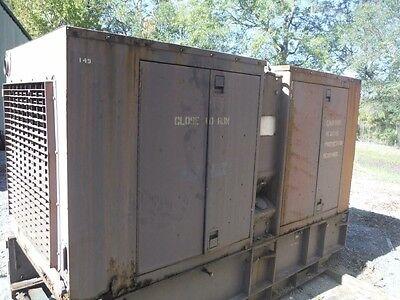 200 Kw 60 Hertz 3 Phase Diesel Generator