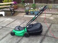 Gardenline 1400W Electric Lawnmower Great Condition GLM1437