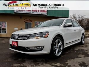 2015 Volkswagen Passat 1.8 TSI Highline HIGHLINE!! LEATHER! N...