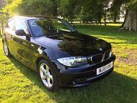 BMW 116i Sport 3dr Black 55K