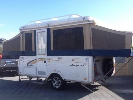 2009 Jayco Eagle Camper Trailer Burns Beach Joondalup Area Preview