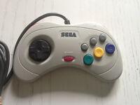 Official Sega Saturn Fukkokuban USB Controller / Pad. Works on PS3