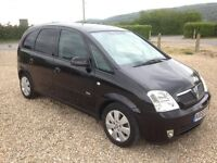vauxhall meriva 1.7 cdti 2005/55 plate with 130k and a december 2017 mot..