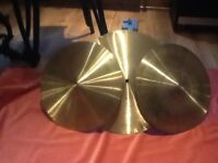 Mapex cymbals