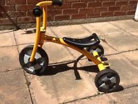 Childs trike, suitable for a toddler
