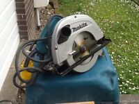 Makita 5074r 110v circular saw