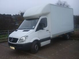 Man with van Nottingham , covering whole UK . Single item from £20