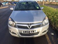 2009 VAUXHALL ASTRA DESIGN FULL SERVICE HISTORY LONG MOT VERY LOOKED AFTER CAR