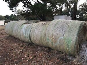 Round bales hay Mickleham Hume Area Preview