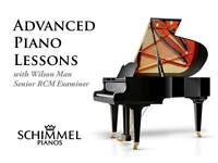Piano Lessons for the Advanced Student - Grade 8 to ARCT