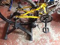Static Bike Rollers