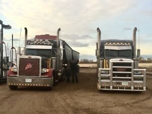 XY Trucking- custom grain and fertilizer hauling