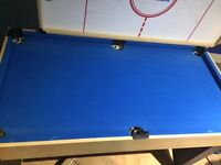 8-in-1 Multi-Sports Table