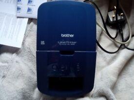 Brother QL-600 Label Printer
